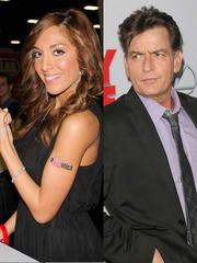 Charlie Sheen Blasts Farrah Abraham Over Leaked Text Messages