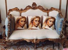Yes, Those Paris Hilton Hilton Pillows In 'The Bling Ring' Trailer Do Exist