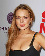 Lindsay Lohan leaves Betty Ford clinic