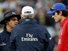 Doubts about England tactics in Champions Trophy as row over ball swap festers
