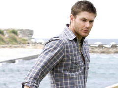 Fifty Shades of Grey Movie: Jensen Ackles as Christian Grey